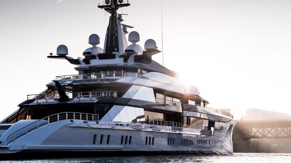 Oceanco Superyacht Bravo Eugenia