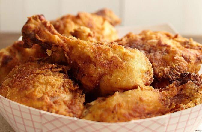 fried chicken in melbourne