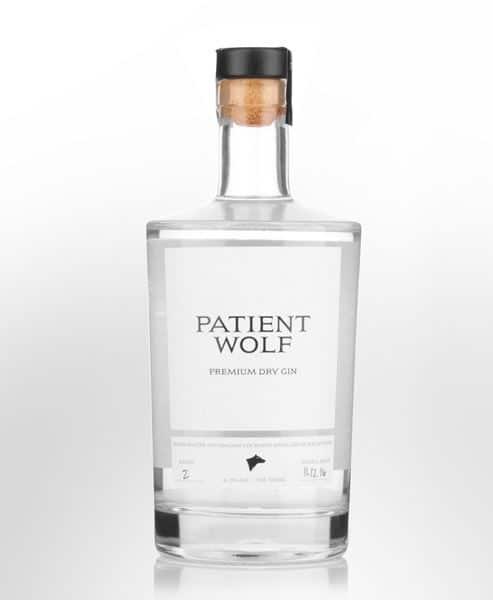 Patient Wolf - Premium Dry Gin