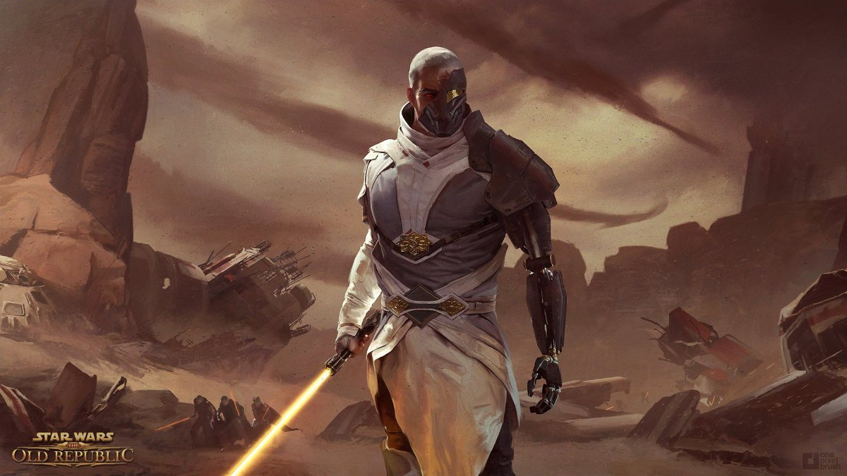 Star Wars Knights Of The Old Republic Film Confirmed