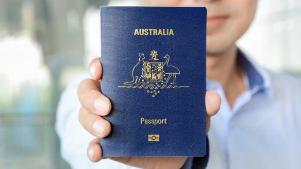 Australian Passport Power