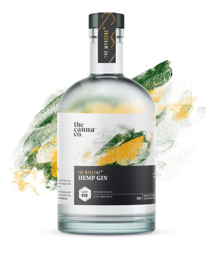 The Cannabis Co. - Myrcene Hemp Gin