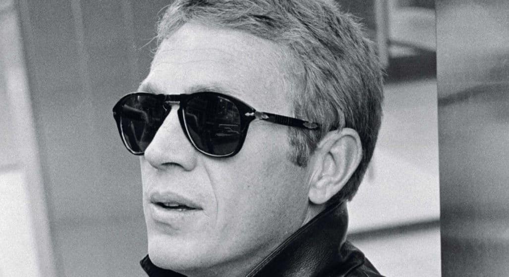 Steve McQueen - Most Iconic Sunglasses