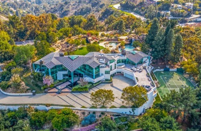 Pharrell glass mansion