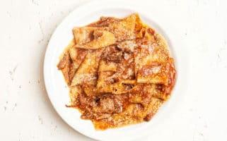 Totti's menu - ragyu