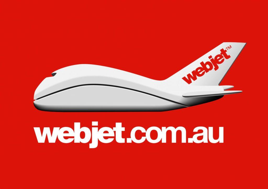Webjet Flight Comparison Website Logo