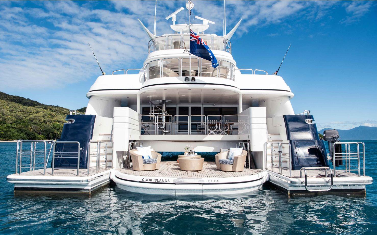 Whitsundays Luxury Yacht Charters