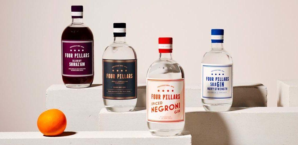 Best Australian Gins - Four Pillars Gin