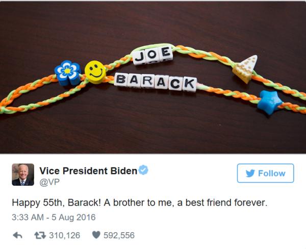 Joe friendship bracelet