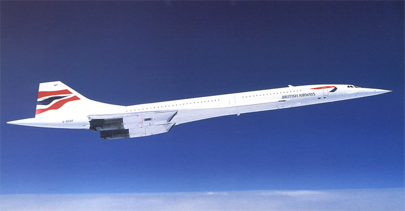 5 Awesome Concorde Facts You Didn't Know About