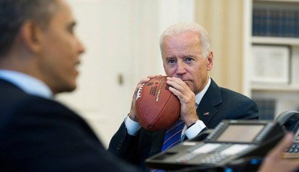 Joe providing ball support