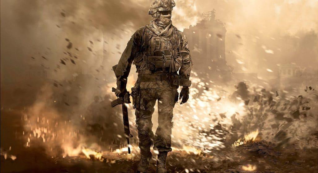 Call Of Duty Modern Warfare 2 Remastered Leaks Boss Hunting