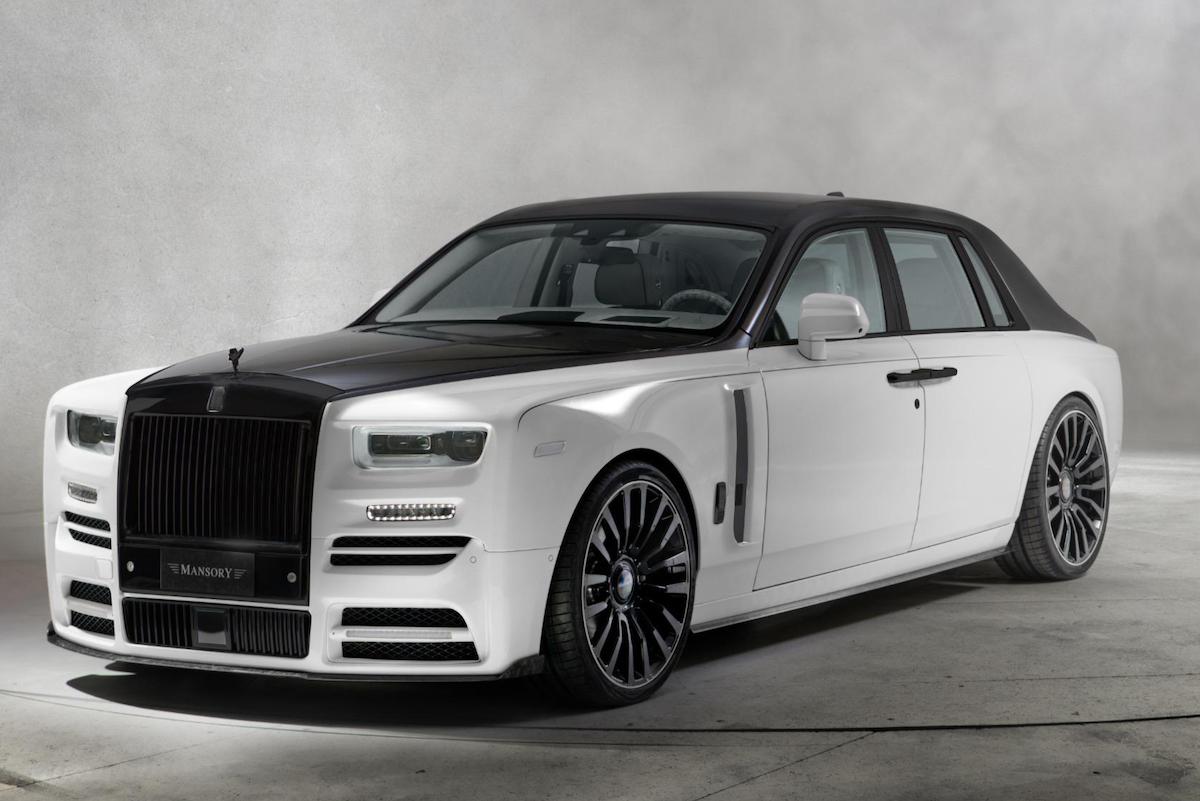 Drake S Mansory Bushukan Rolls Royce Phantom Has An Ovo Owl Hood Ornament