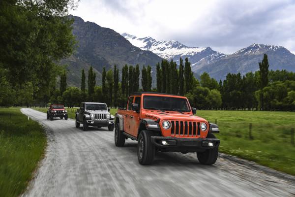 Jeep Gladiator Road Test
