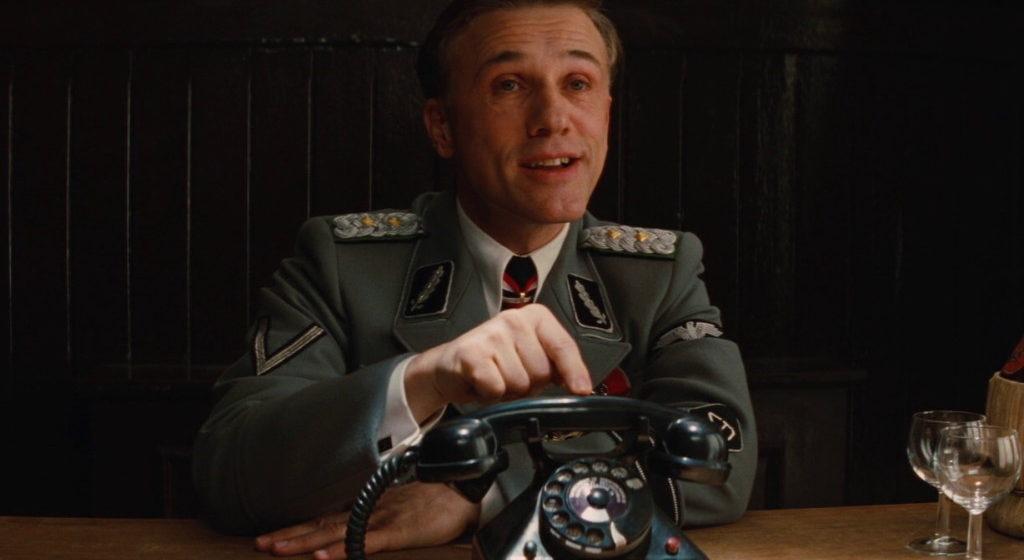 "Tarantino: Inglorious Basterds' Hans Landa ""My Best Character"""