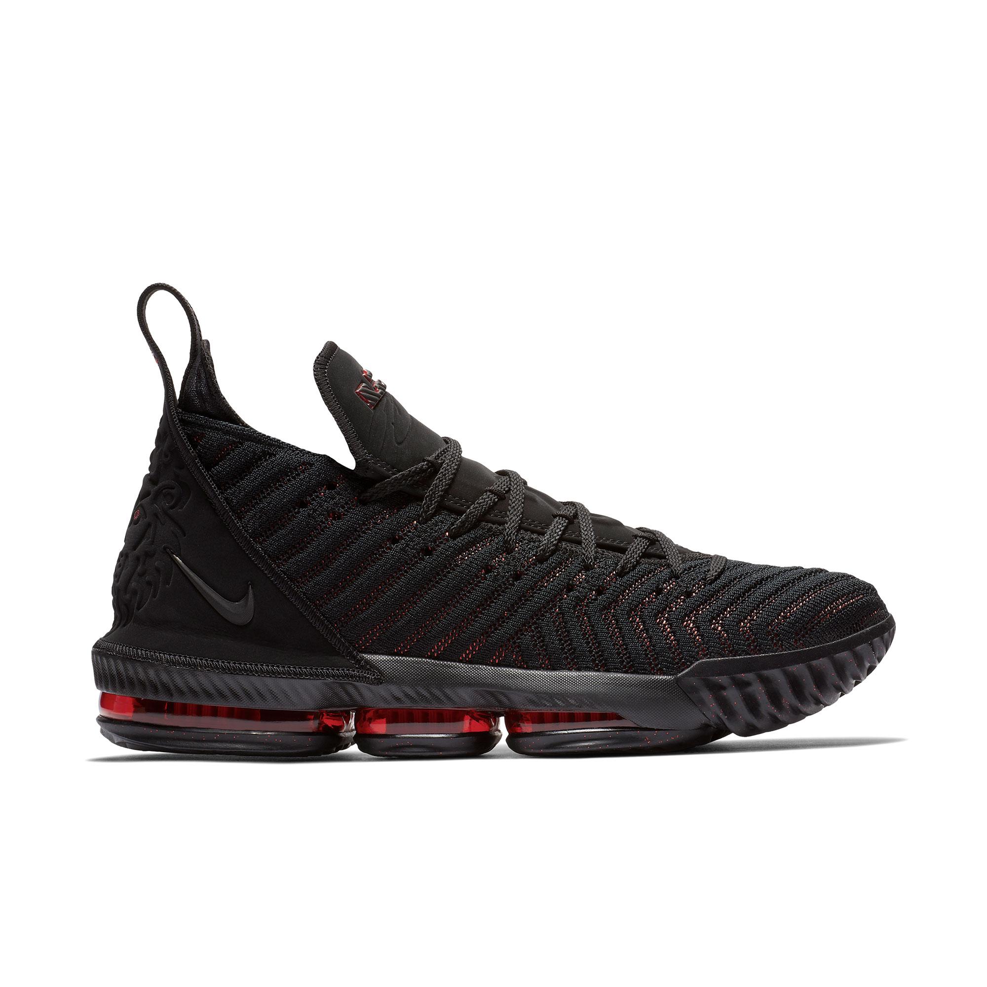 Nike LeBron 16 Basketball Release