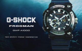 G-Shock Frogman