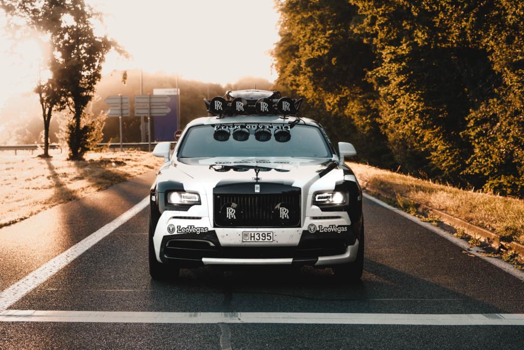 Jon Olsson S Latest Ride Is An 810hp Rolls Royce Called George