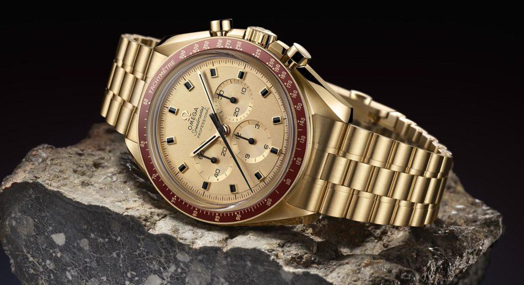 Omega Speedmaster Apollo 11 50th Anniversary Limited Edition