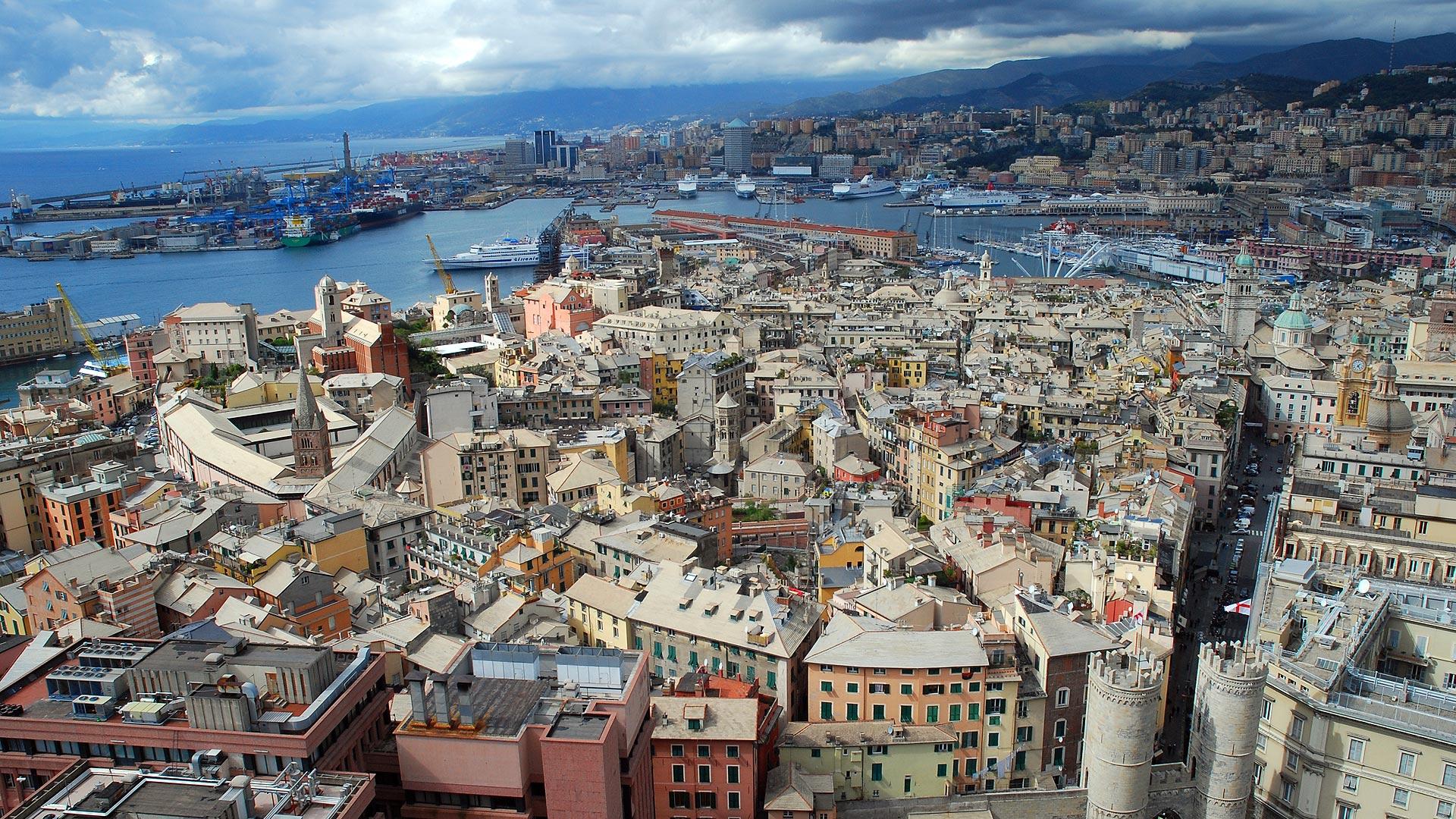 Express Guide Genoa Italy