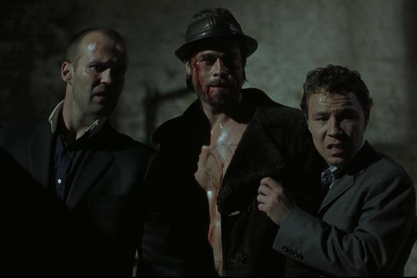 Best gangster movies - Snatch