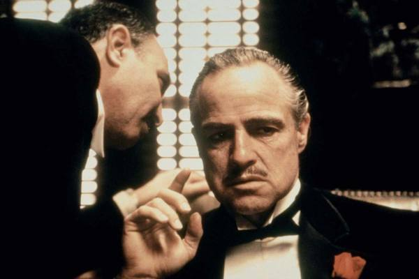Best gangster movies - The Godfather