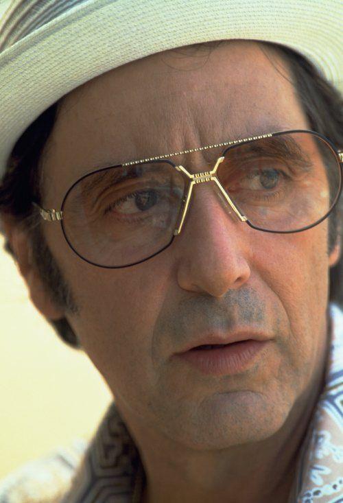 Al Pacino Cazal 968 Sunglasses