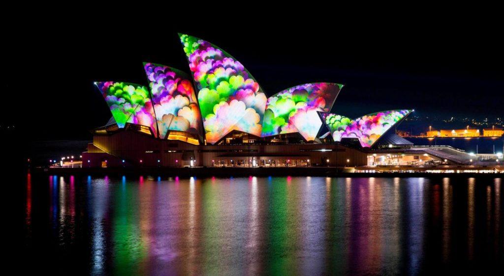 Sydney Solstice will replace Vivid Sydney in 2021