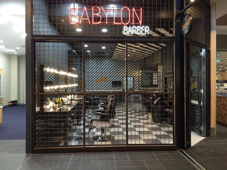 Babylon Barber