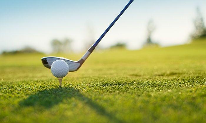 Tee Time Golf Driving Range