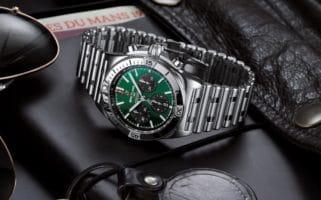 Chronomat B01 42 Green