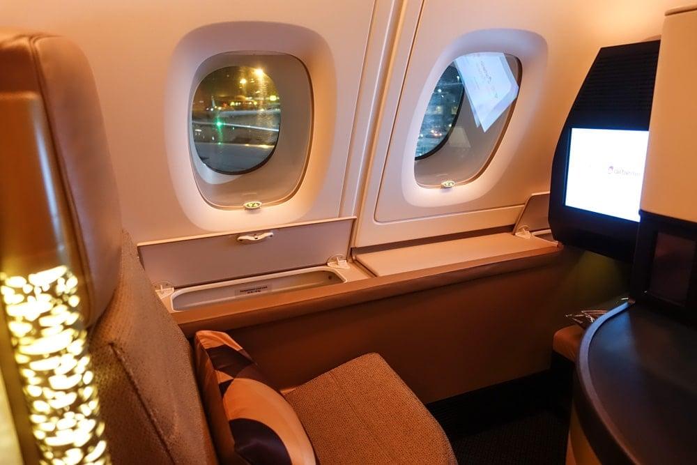 Seat 23H