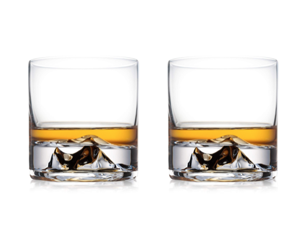 Everest Whisky Glasses