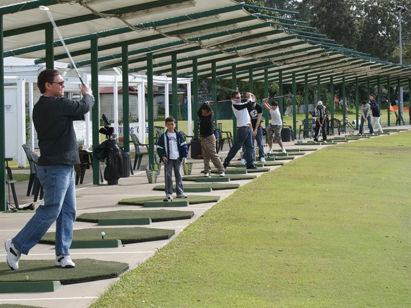 Oxley Golf Complex Driving Range Brisbane