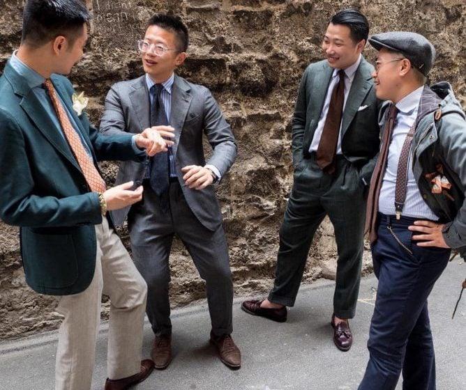 Stylish Australian Men