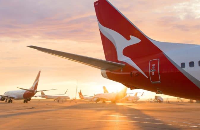 AU Qantas International Flights October 2021 Travel Ban