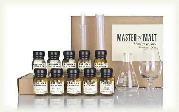 Master Of Malt Home Blending Kit