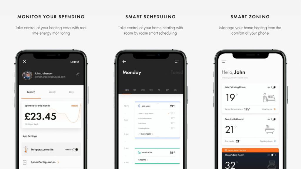 Koleda Solus+ App