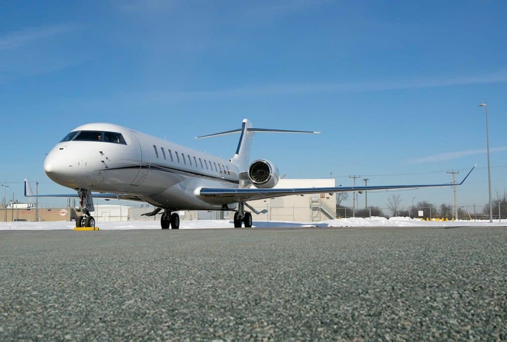 Bombardier Global Express 7500