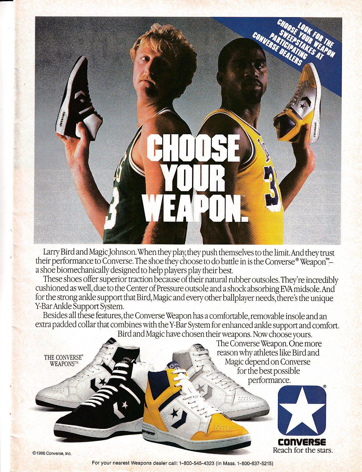 The Failed Michael Jordan Converse