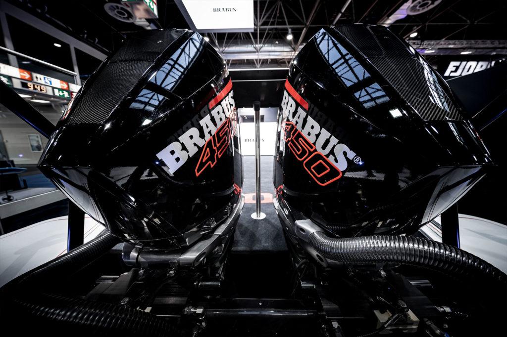 Brabus shadow 900 engines