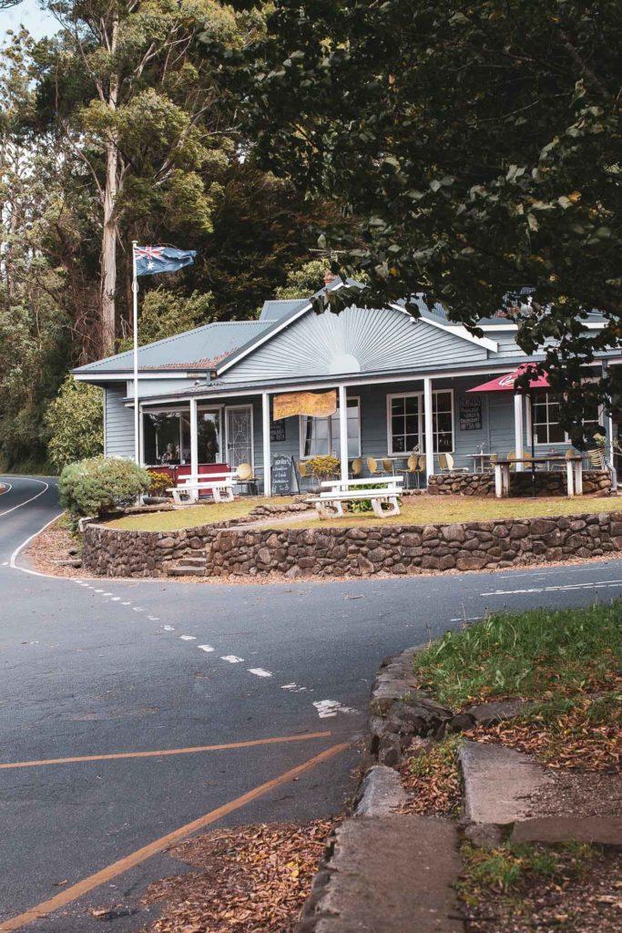 Dandenong Ranges Cafe