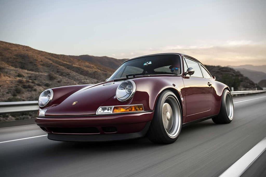 A Look Into The Singer Porsche 911 North Carolina