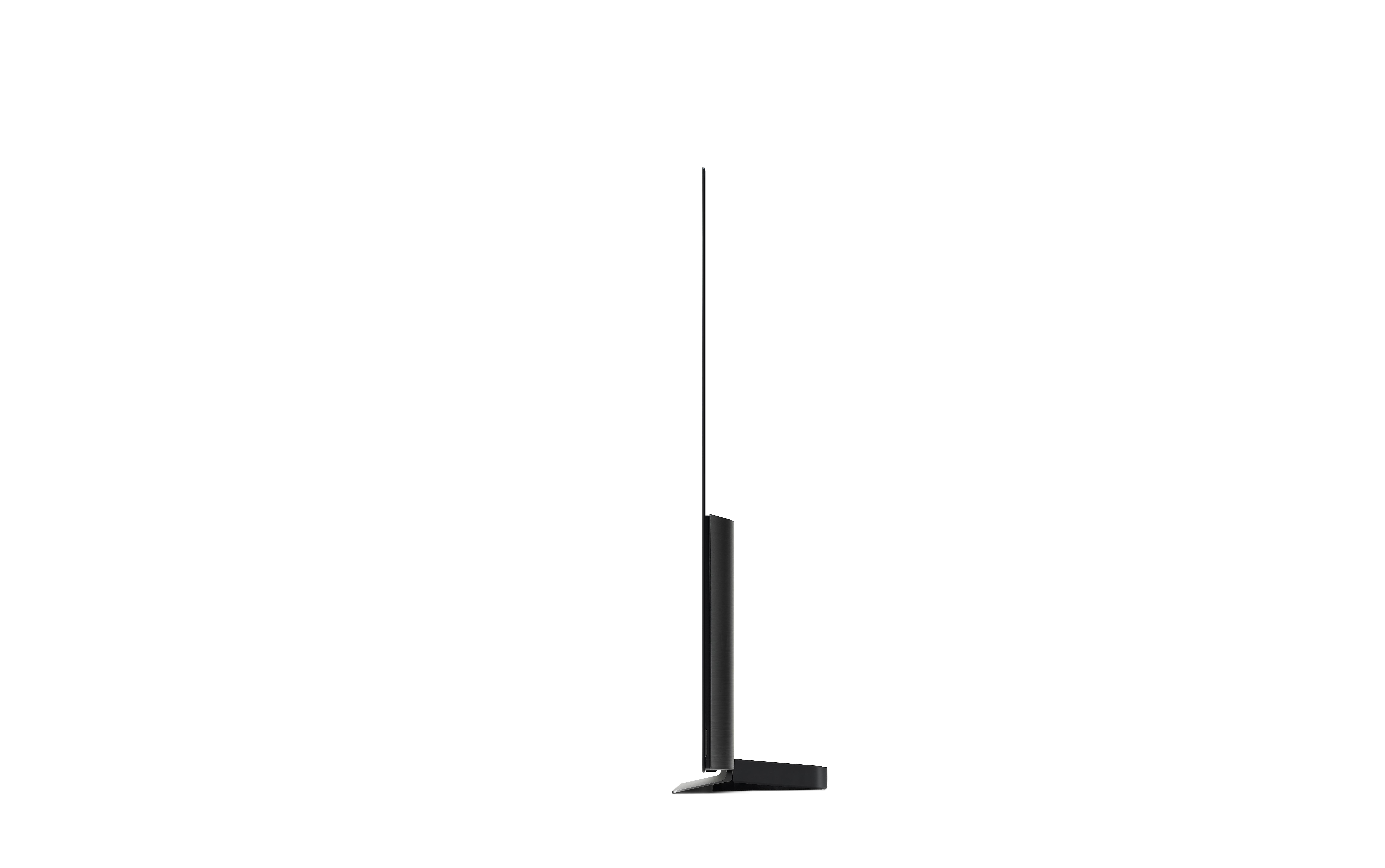 LG OLED CX TV width