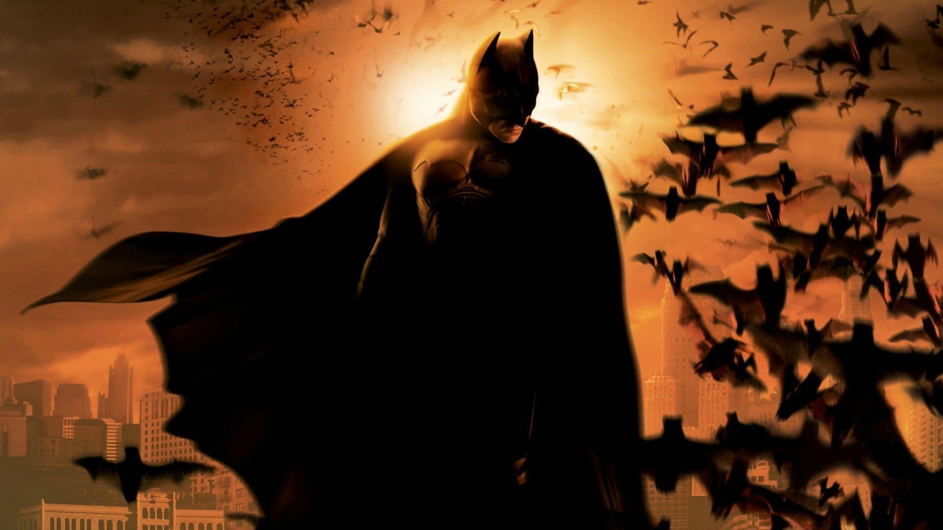 The Impact Of Christopher Nolan Batman Begins On Modern Cinema