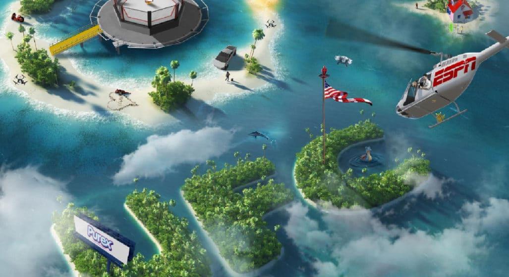 UFC Fight Island Location Revealed - Boss Hunting