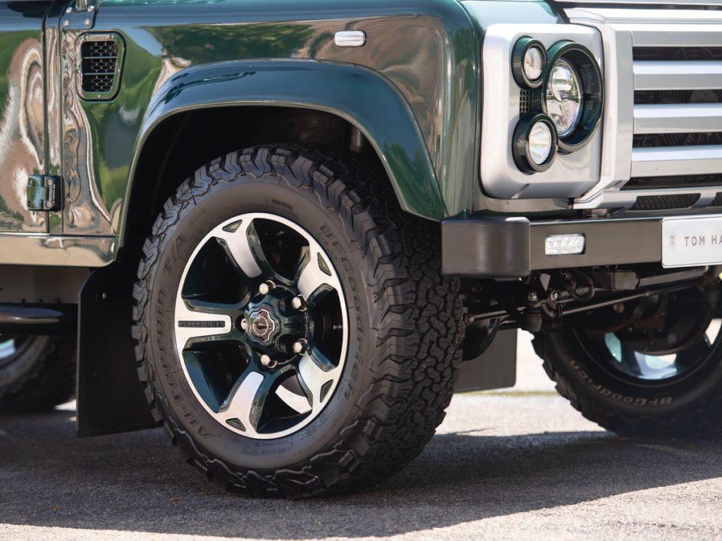Overfinch Defender wheels