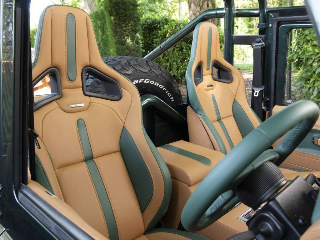 Overfinch Recaro Seats