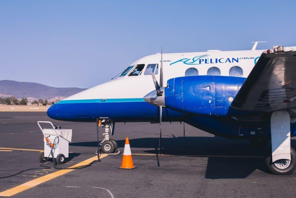 Fly Pelican Plane