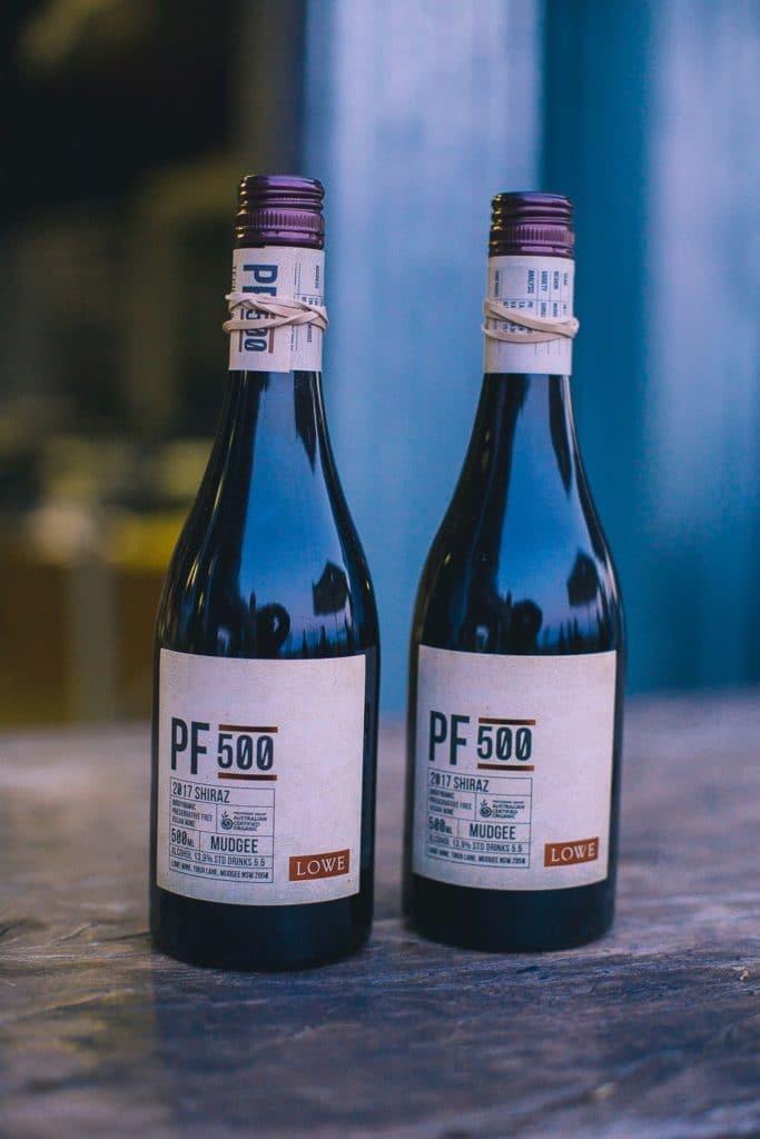 PR500 Lowe Wines